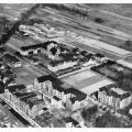 Zdjęcie lotnicze północnej części Bytomia, ok. 1926r.