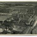 Zdjęcie lotnicze północnej części Bytomia, przełom lat 20 i 30-tych (źródło: http://zbiory.muzeum.bytom.pl)