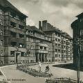 Ul. Axentowicza w 1936 r. (wówczas Kalidestraße)